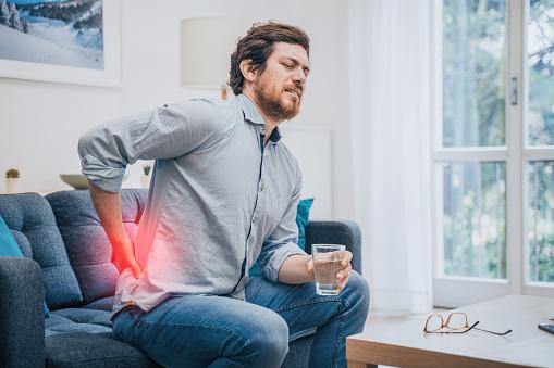 douleur arthrodèse